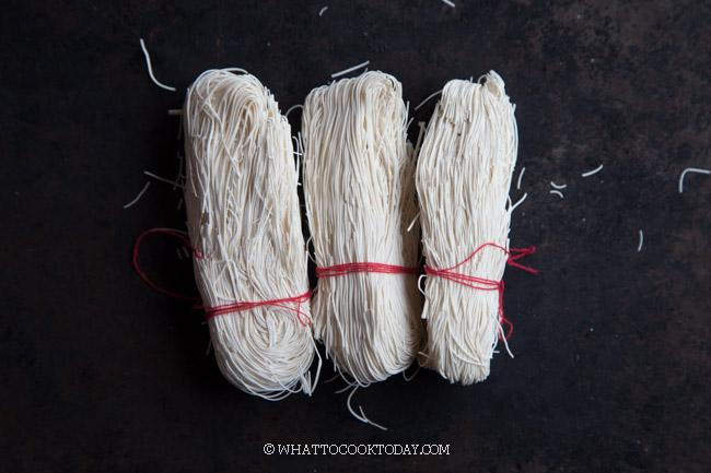 mee suah noodles