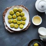 Easy Green Pea Cookies (Chinese New Year)