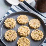 Easy Macau Mung Bean Almond Cookies
