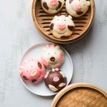 The Year of Ox Steamed Buns (Baozi)