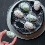 Kuih Makmur / Ghee Peanut Cookies (Eggless)