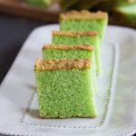 Mrs. Ng SK Pandan Butter Cake Recipe