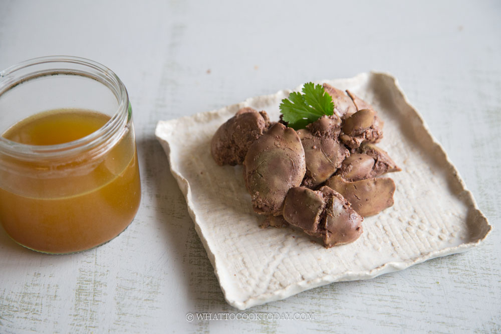 How To Prepare and Pressure Cook Chicken Liver