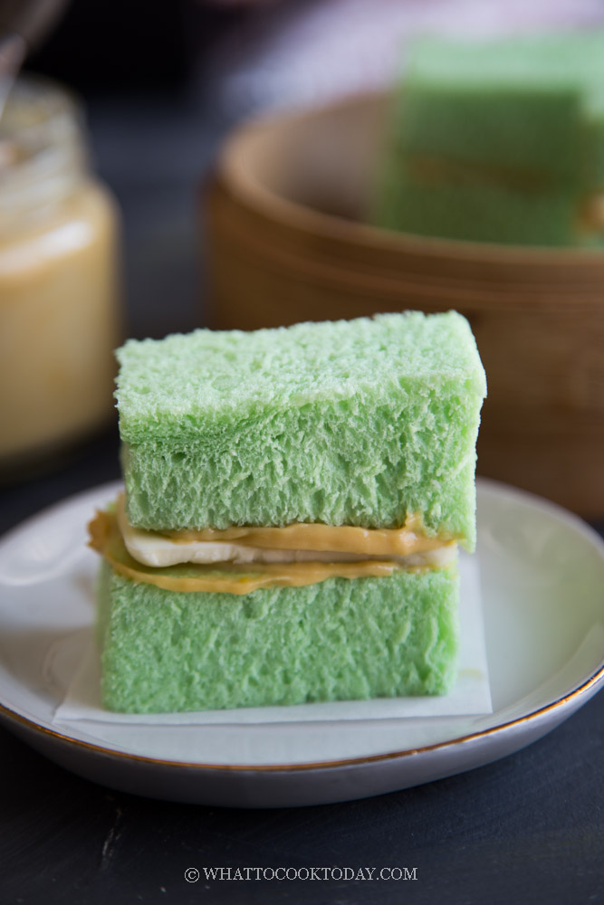 Ya Kun Kaya Butter Steamed Bread Recipe