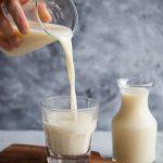 Easy Homemade Soy Milk (Instant Pot - No Soaking)