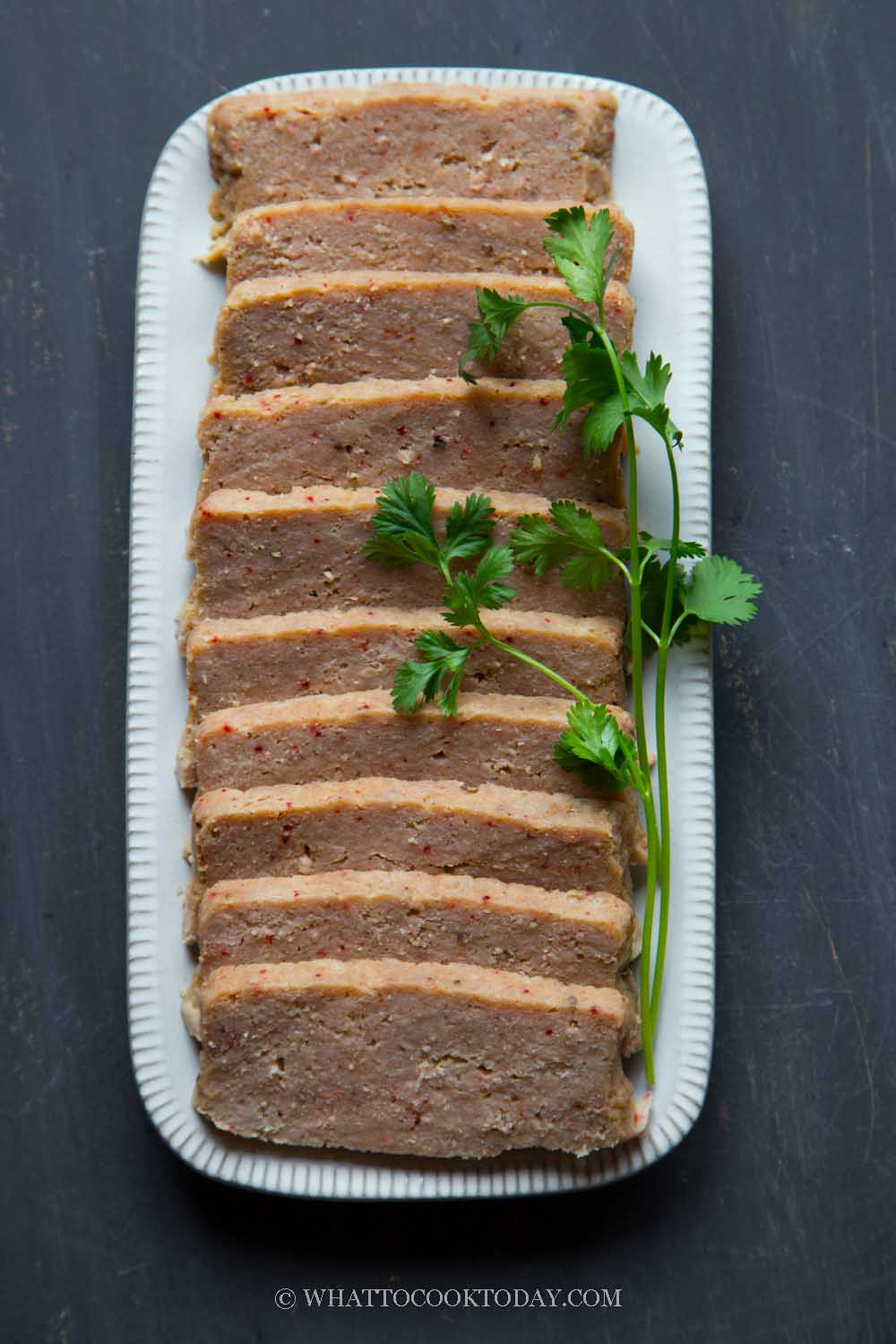 Homemade Chinese Luncheon Meat