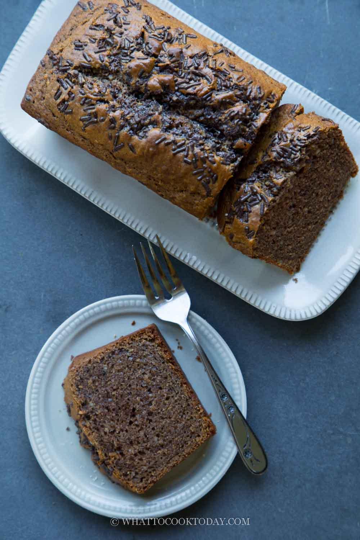 Easy Chocolate Cream Cheese Butter Cake