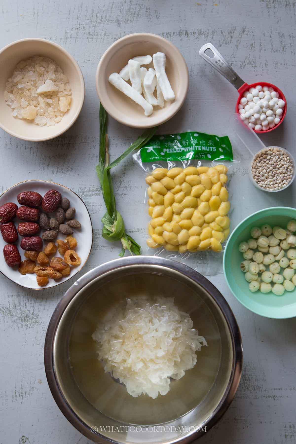 How To Make Pang Da Hai Cheng Tng (清汤)