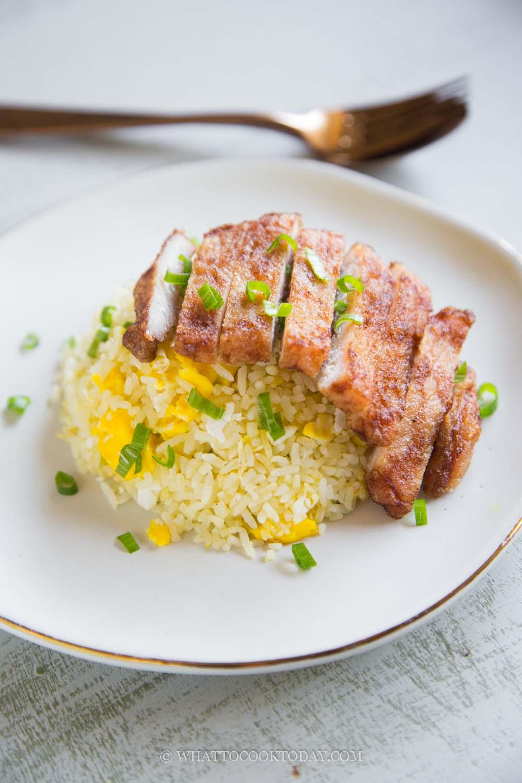 Din Tai Fung Pork Chop Fried Rice