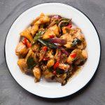 Kam Heong Chicken (Golden Fragrant Chicken)