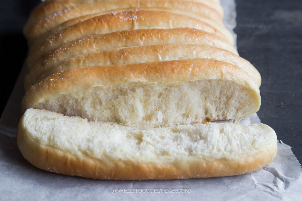 Soft and Fluffy Taiwanese Windsor Bakery Bread