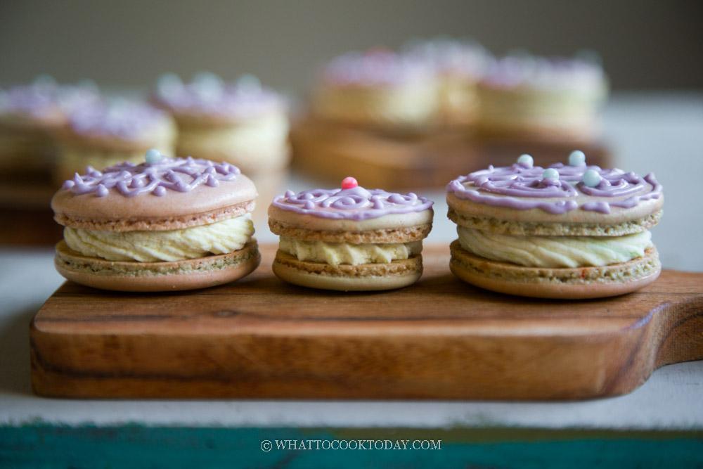 How To Make Mooncake Macaron